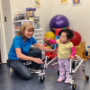 how to become a pediatric physiotherapist