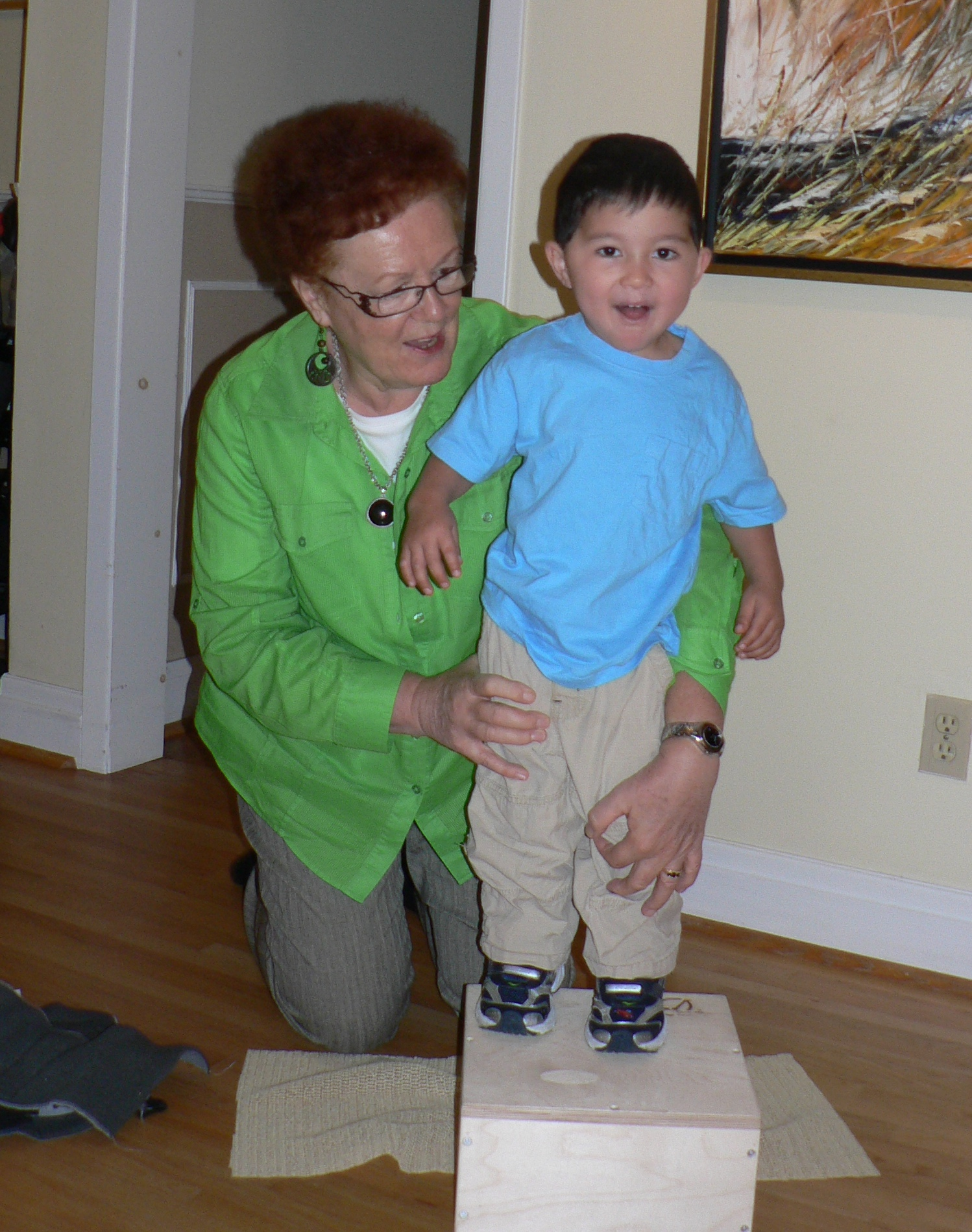 Cerebral palsy physical therapy - Cuevas Medek Exercises